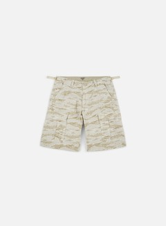 Carhartt - Aviation Short, Desert Camo Tiger Laurel Rinsed