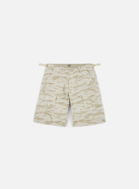 pantaloni carhartt aviation short desert camo tiger laurel rinsed