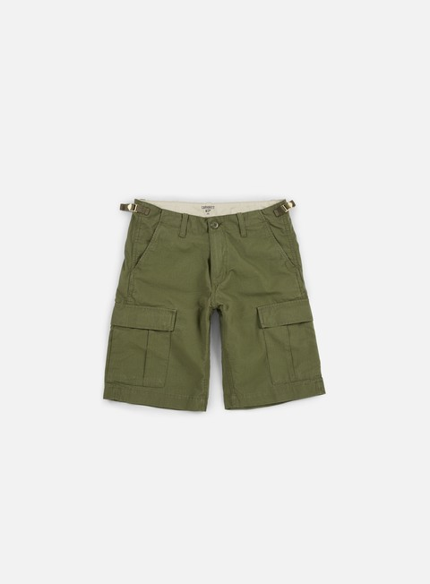 pantaloni carhartt aviation short rover green