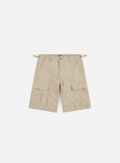 Carhartt - Aviation Shorts, Wall Rinsed