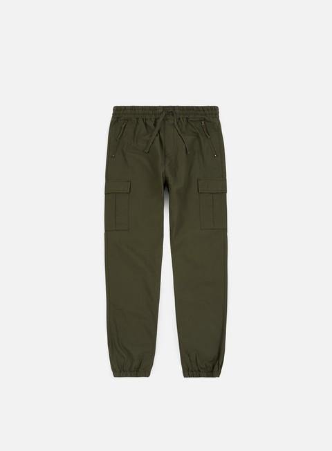 pantaloni carhartt cargo jogger cypress