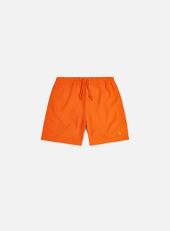Carhartt - Chase Swim Trunks, Clockwork/Gold