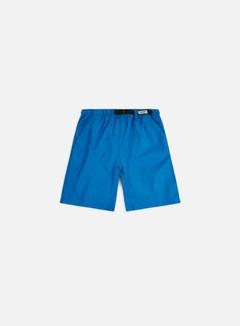 Carhartt - Clover Shorts, Azzuro Rinsed
