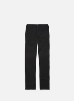 Carhartt - Club Pant, Black Stone Washed