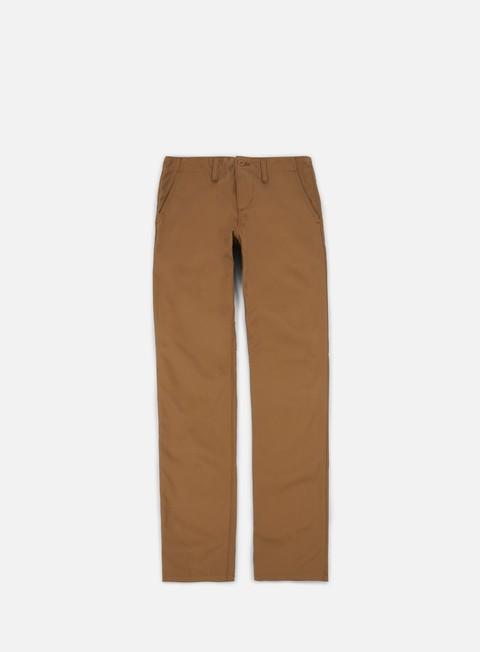 pantaloni carhartt club pant hamilton brown