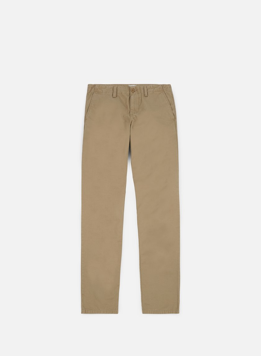 Carhartt - Club Pant, Leather Rinsed