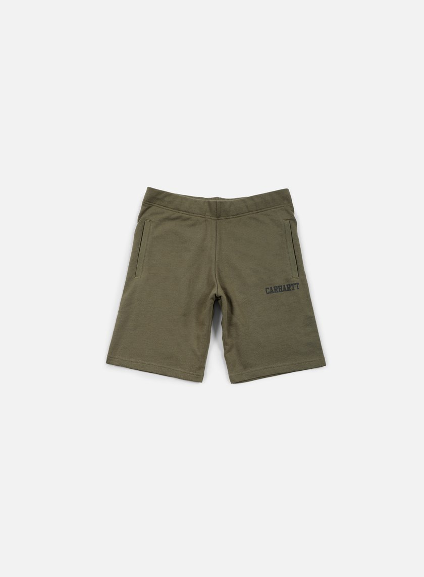 Carhartt - College Sweat Short, Leaf/Black