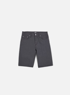 Carhartt - Davies Short, Blacksmith Rinsed 1