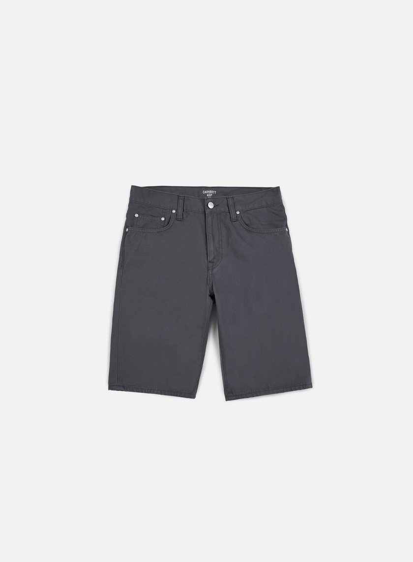 Carhartt - Davies Short, Blacksmith Rinsed