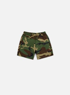 Carhartt - Drift Swim Trunk, Camo Green 1