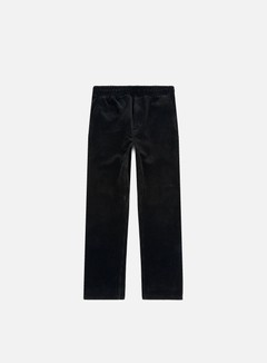 Carhartt - Flint Pant, Black Rinsed