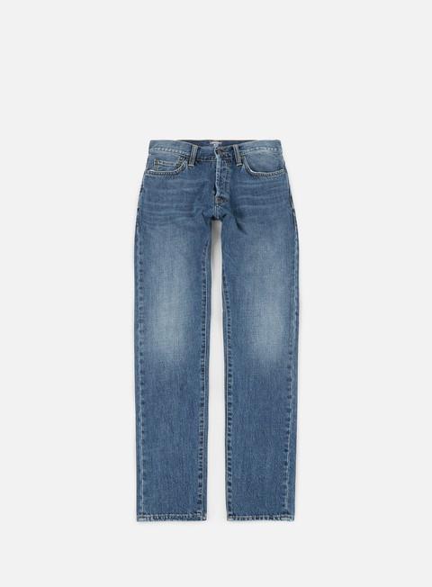 pantaloni carhartt klondike pant blue stone coast