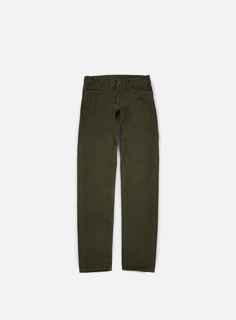 pantaloni carhartt klondike pant cypress stone washed