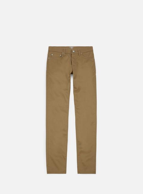 pantaloni carhartt klondike pant leather
