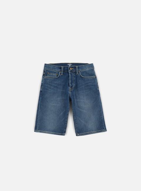 pantaloni carhartt klondike short blue true stone
