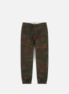 Carhartt - Marshall Jogger Pant, Camo Evergreen Stone Washed