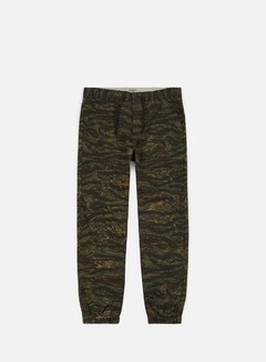 Carhartt - Marshall Jogger Pant, Camo Tiger Jungle