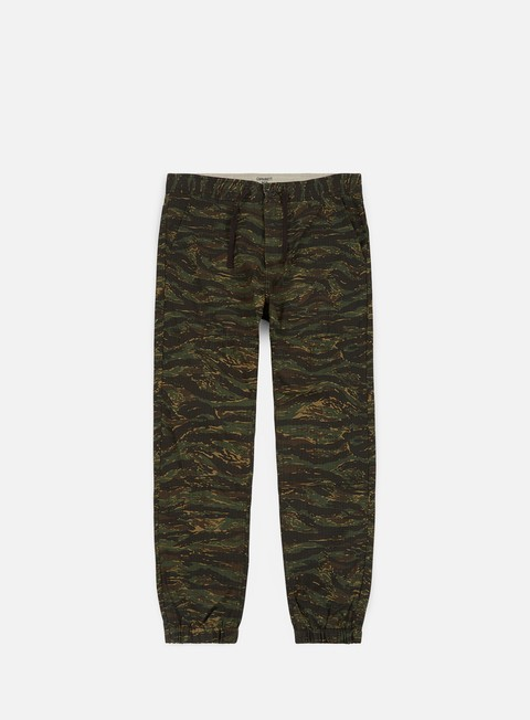 pantaloni carhartt marshall jogger pant camo tiger jungle