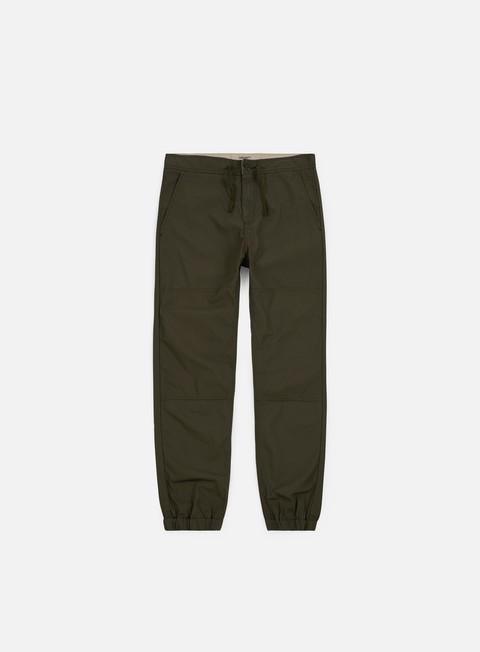 pantaloni carhartt marshall jogger pant cypress rinsed