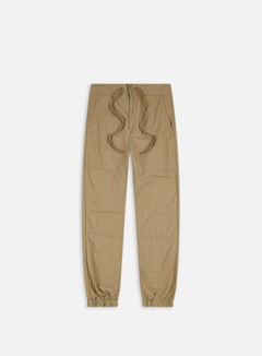 Carhartt - Marshall Jogger Pant, Leather Rinsed