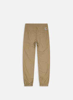 Carhartt - Marshall Jogger Pant, Leather Rinsed 2