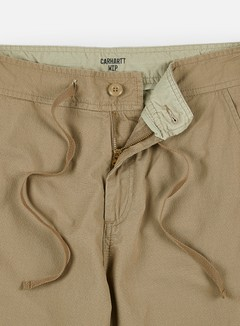 Carhartt - Marshall Jogger Pant, Leather Rinsed 3