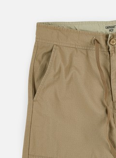 Carhartt - Marshall Jogger Pant, Leather Rinsed 4