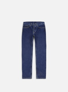 Carhartt - Newel Pant, Blue Stone Washed