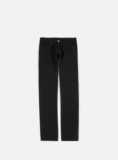 Carhartt - Rebel Pant, Black Rinsed