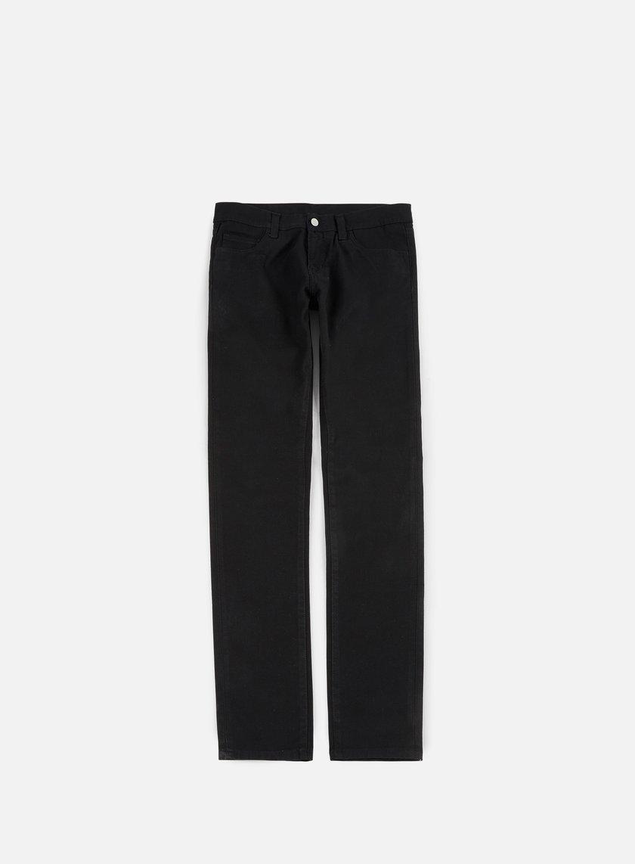 Carhartt - Rebel Pant, Black Rinsed