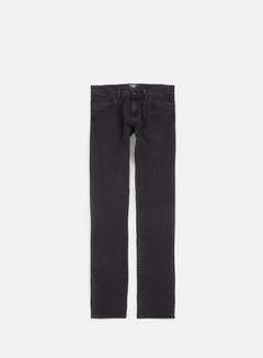 Carhartt - Rebel Pant, Black Stone Washed 1