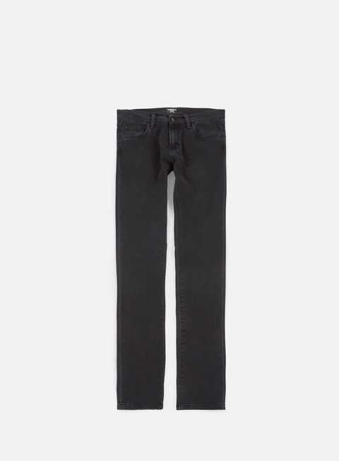 pantaloni carhartt rebel pant black stone washed