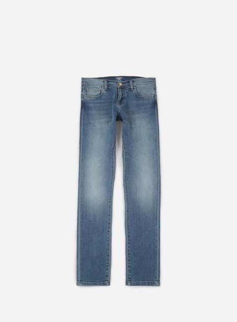 pantaloni carhartt rebel pant blue coast bleached