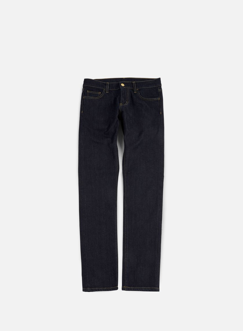 Carhartt - Rebel Pant, Blue Rinsed