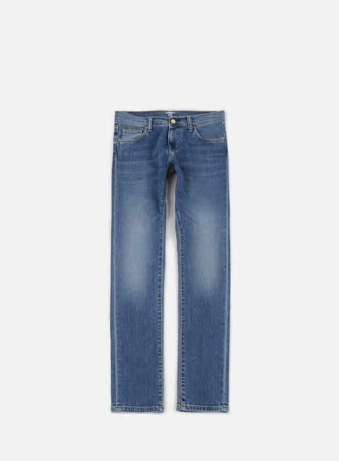 pantaloni carhartt rebel pant blue stone coast