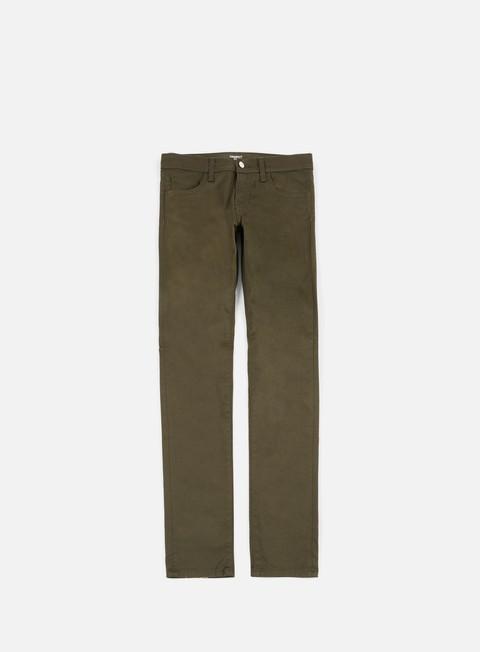 pantaloni carhartt rebel pant cypress rinsed