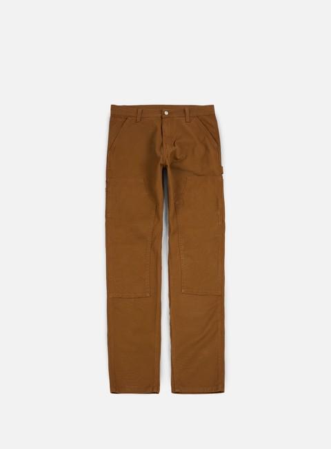 pantaloni carhartt ruck double knee pant hamilton brown