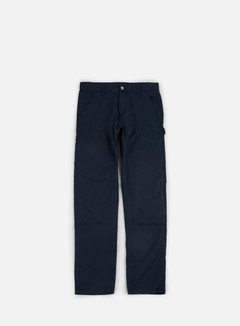 Carhartt - Ruck Double Knee Pant, Navy Rinsed 1