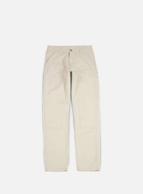 pantaloni carhartt ruck double knee pant wax rinsed