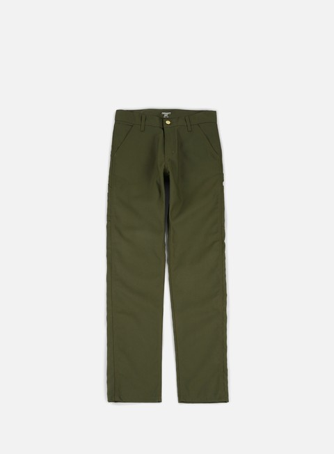 pantaloni carhartt ruck single knee pant cypress