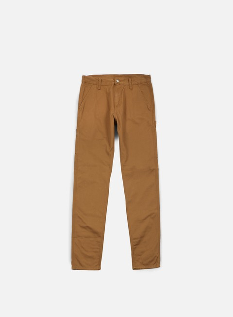 pantaloni carhartt ruck single knee pant hamilton brown