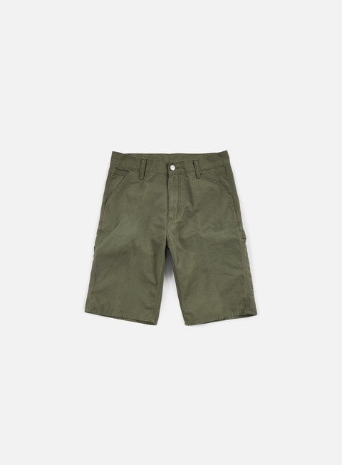pantaloni carhartt ruck single knee short leaf
