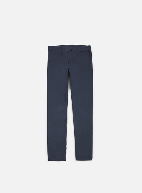 pantaloni carhartt sid pant duke blue rinsed