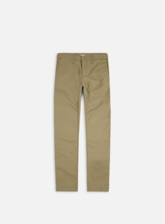 Carhartt - Sid Pant, Leather Rinsed 1