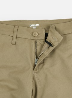 Carhartt - Sid Pant, Leather Rinsed 3