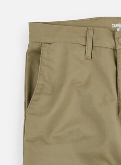 Carhartt - Sid Pant, Leather Rinsed 4