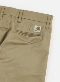 Carhartt - Sid Pant, Leather Rinsed 5