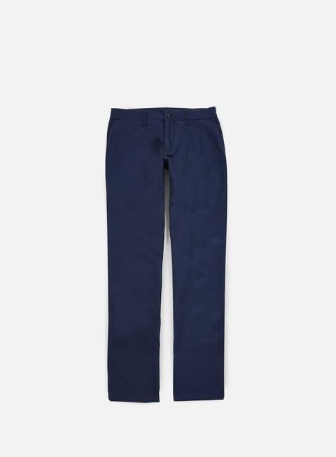 pantaloni carhartt sid pant navy rinsed