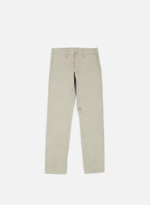 pantaloni carhartt sid pant safari rinsed