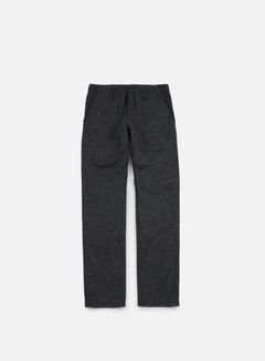 Carhartt - Tweed Club Pant, Black Rigid 1